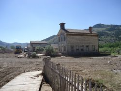 Masonic Lodge/Schoolhouse