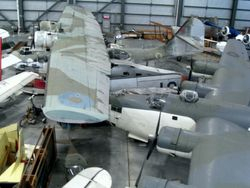 Reserve Hanger - B24 Liberator