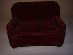 Pit-a-Pat two seater sofa.