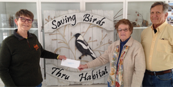Saving Birds thru Habitat