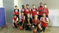 8th Grade Champions 2nd place