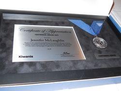 Centennial Award