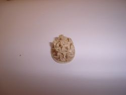 Tiny Chinese carving