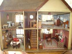 Hobbies House - interior