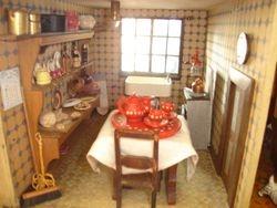 Hobbies House - kitchen