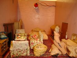 Homemade House - bedroom