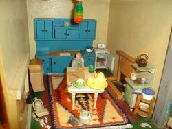 Homemade house-Kitchen