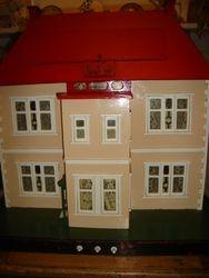 Back of Guernsey House