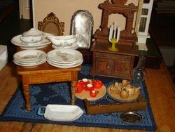 Goodies from the Haddenham Charity Fair