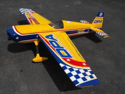 """New Edge 540 50cc/ 92"""" wingspan  by Topdawg Aviation"""