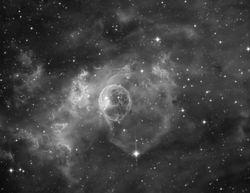 NGC 7635 Bubble