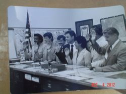 Election Event 1984 ity Hall