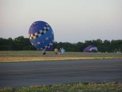 Waxahachie Balloon Fest 2011