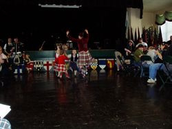 Pipe Band Ceilidh
