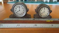 Pit a Pat Mantle Clocks