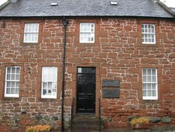 Burns House at Dumfries