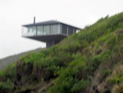 House on a pedestal