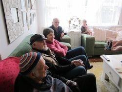 Higgins visitors