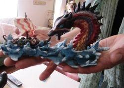 Annaleise's dragon