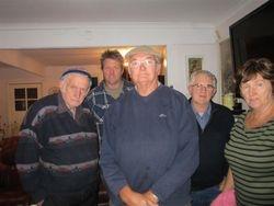 Geoff, Paul, Ron, Mel, Bethne