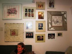 Katrina's baby wall