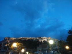 Pogled na Akropilj sa Anafiotike