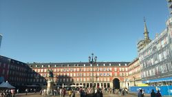 Plaza Major (Plaza Mayor), Madrid