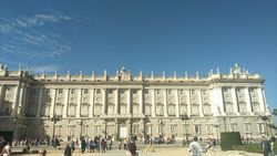 Kraljevska palata (Palacio Real), Madrid