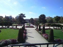 Sabatinijevi vrtovi, Madrid
