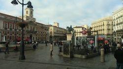 Kapija Sunca (Puerta del Sol), Madrid