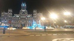 Sibelin trg, nekada zgrada Glavne poste, danas Skupstina grada Madrida