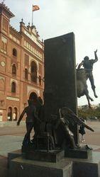Trg bikova (Plaza de Toros), Madrid