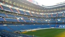 Stadion Santjago Bernabeu (Estadion Santiago Bernabeu), Madrid