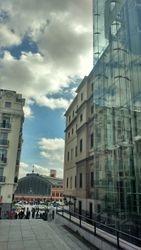 Nacionalni muzej Kraljica Sofija, iza stanica Atoca, Madrid