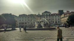 Trg Rosio (Trg dom Pedra IV), Lisabon