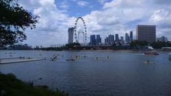 Singapur- singapore sports hub