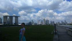 Singapur- pogled na Marina buy