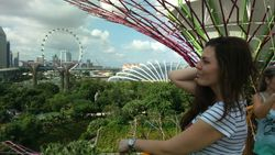 Singapur- OCBC Skyway