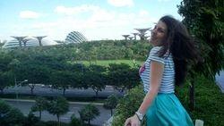 Singapur- pogled sa Marine Bay-a