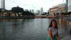 Singapur- Boat Quay
