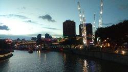 Singapur- Clarke Quay