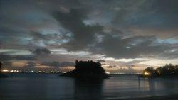 Singapur- Sentosa- Silosa beach