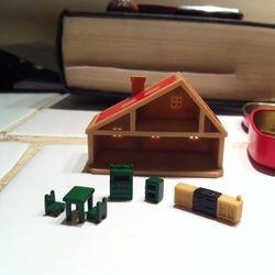 Sylvanian Doll's House Doll's House