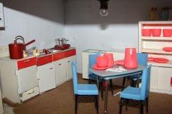 Not a tidy Kitchen
