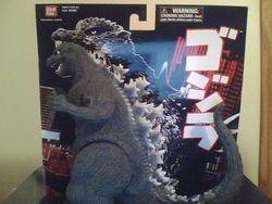"""Bandai Creations """"First Godzilla"""""""