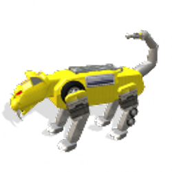 Saber-Toothed Tiger Dinozord