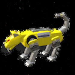Saber-Toothed Tiger Dinozord