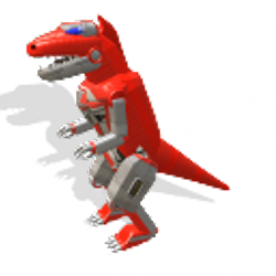 Tyrannosaurus Dinozord
