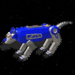 Wolf Ninjazord