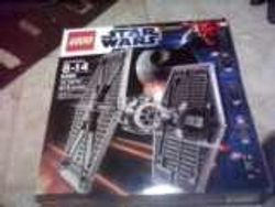 LEGO Star Wars 9492 TIE Fighter box, front